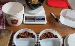 Usaha kuliner rumahan dengan daging sapi dan beras kualitas premium (Dokpri)