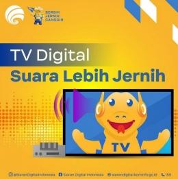 Ilustrasi TV Digital. (Sumber gambar https://siarandigital.kominfo.go.id/)