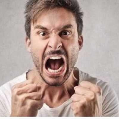 Ilustrasi gambar orang sedang marah (Sumber gambar pixabay.com)