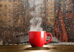 ilustrasi gambar untuk puisi Kenangan itu Seperti Hujan dari gdolgikh/depositphotos.com