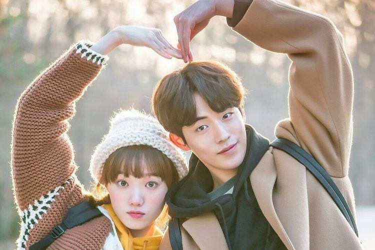 Drama Korea Weightlifting Fairy Kim Bok Joo (MBC via kompas.com)