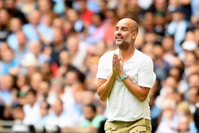 Pep Guardiola (sport.detik com)