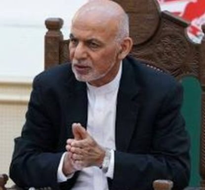 Ashraf Ghani (dok.indonews.com)