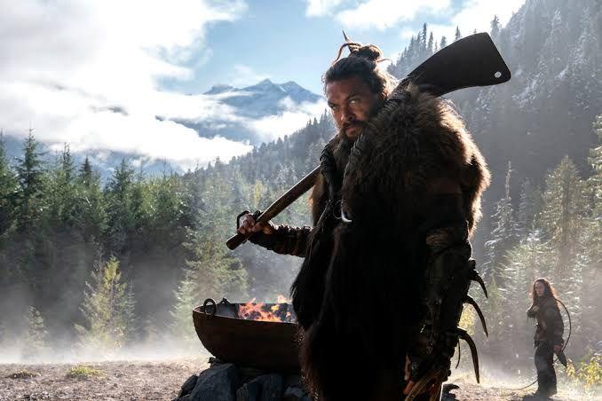 Jason Momoa sebagai Baba Voss (Indiwire)