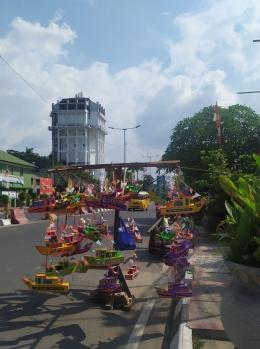 Telok Abang di Jalan Merdeka (Dok.Pribadi)
