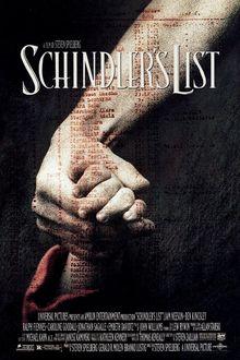 Film Schindler's List - Sumber: id.wikipedia.org