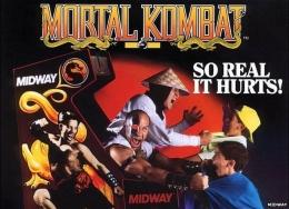 Mortal Combat. Photo: Midway