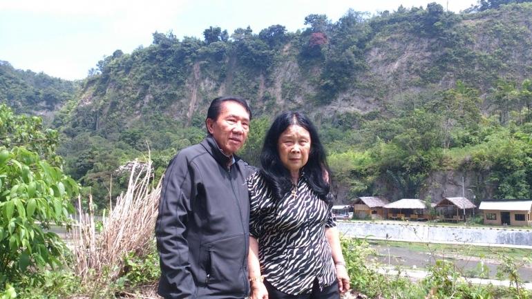dokumentasi pribadi /dari penjual kelapa menjadi pengusaha