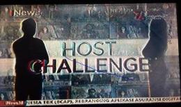 (Momen acara berita Host Challenge dengan Ganjar/ sumber foto pribadi)