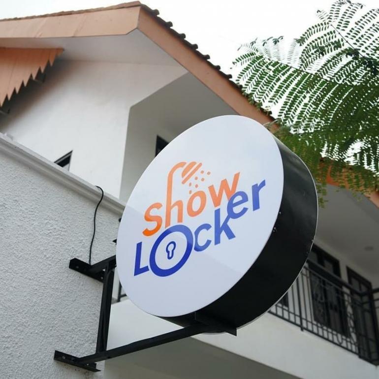 Shower & Locker, layanan baru KAI Wisata yang saat ini tersedia di Slasar Malioboro Yogyakarta. (Sumber: Instagram @keretaapikita)