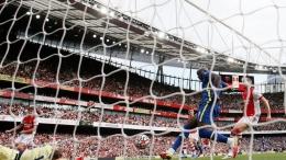 Gol Lukaku di debut periode keduanya bersama Chelsea. Sumber: Reuters
