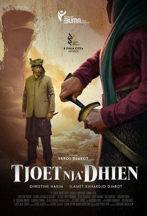 Poster film Tjoet Nja' Dhien yang sudah direstorasi/lsf.go.id