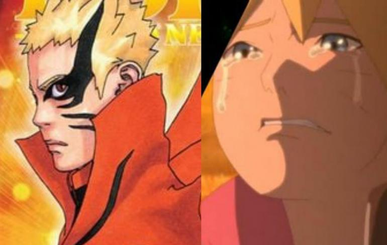 Aset Gambar: Dok. Seri Manga dan Anime Boruto, Edit by Ilham Maulana