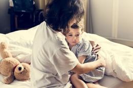 Ilustrasi anak takut  Sumber: Shutterstock via Kompas.com