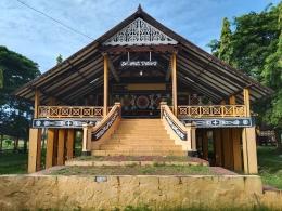 Anjungan Rumah Adat Aceh Tengah (Komar)