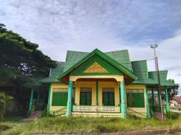 Anjungan Rumah Adat Aceh Tamiang (Komar)