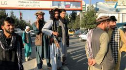 Taliban bersenjata lengkap (foto Reuters)