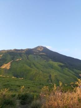 Gunung Welirang foto dari Gungung Pundak. Doc: Pribadi