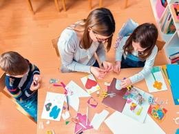 Ilustrasi melatih kreativitas anak   Sumber: istockphoto