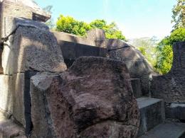 Tangga batu nirmakara(Dokumen pribadi)