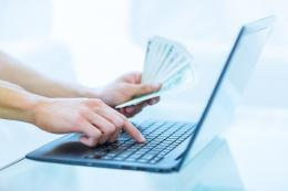 Ilustrasi pinjaman online| Sumber: Shutterstock via Kompas.com
