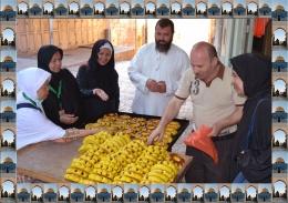 Sepotong roti atu buah segar kadang menggoda untuk dibeli (Dokumen Pribadi)