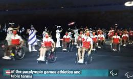 www.youtube.com  Jika dilihat2 secara detail, mungkin ada yang konra dengan mereka. Sepertinya mereka sehat dan berbadan kekar, anggota tubuh mereka lengkap, mengapa mereka memakai kursi roda? Kita tidak pernah tah, apa yang menimpa mereka, tetapi mereka tidak terpuruk .....