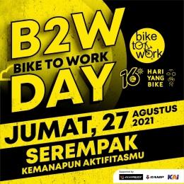 E-poster B2W day 2021 oleh B2W indonesia