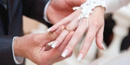 Ilustrasi menikah (sumber; Merdeka.com)