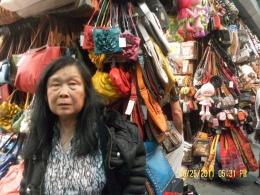 Market di Chinatown(dok pribadi)