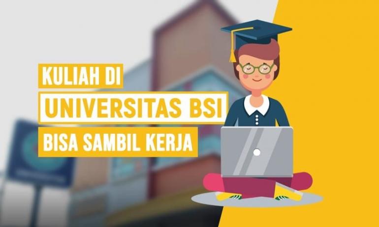 Dok : Universitas BSI.