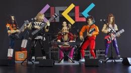 Personel Band Circle dari Finlandia yang terbuat dari LEGO | Sumber foto: Indobrickville & Eero Okkonen