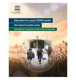 Education in a post-COVID world: (Sumber: en.unesco.org)