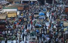 Wisata Balas Dendam di India membuat kawasan wisata Manali- Himachai Pradesh dipadati turis lokal. Sumber: www.indiatoday.in