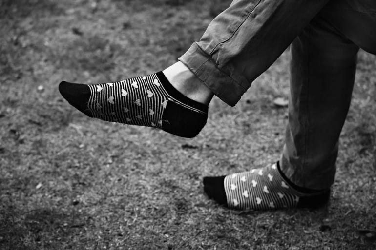 Ilustrasi kaus kaki, sumber: Pixabay.com
