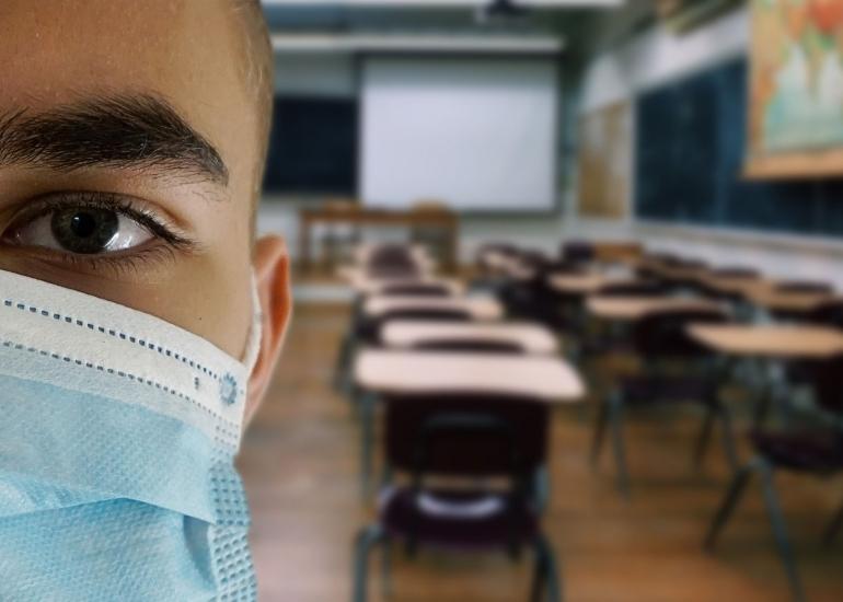 Sekolah Pasca Pandemi (Ilustrasi: Pixabay.com)
