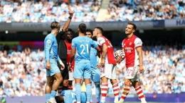 Manchester City vs Arsenal (sport.detik.com)
