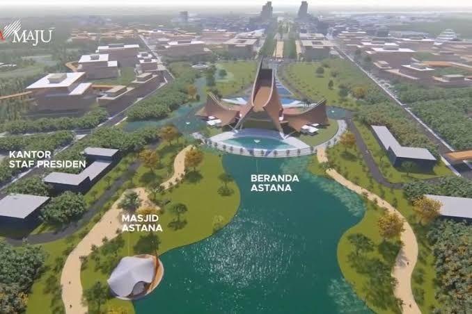 Ibukota Indonesia (kompascom)