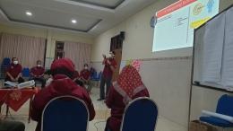 Sesi Implementasi Tujuan PKH  Dok: pribadi