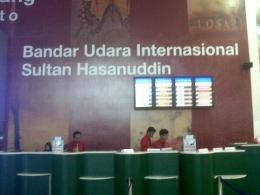 Dokpri BB_transit di BU Hasanuddin