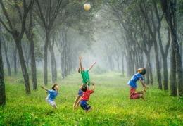 Ilustrasi anak. Sumber: Unsplash