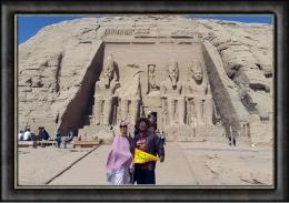 Abu Simbel, Sebuah Situs Warisan Dunia UNESCO (Dokumen Pribadi)