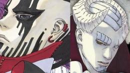Aset Gambar: Dok. Weekly Shonen Jump, Cover Manga Boruto. Edit by Ilham Maulana