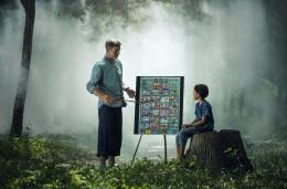 Ilustrasu guru mengajar | Sumber: pexels