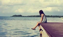 Ilustrasi Ini alasan Wanita Diam saat Menghadapimu (foto dari hipwee.com)
