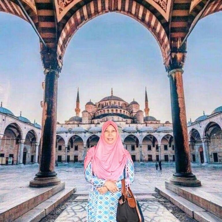 Saya di Istanbul (dok.pri)