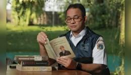 Gubernur DKI Jakarta, Anis Rasyid Baswedan, gambar : metro.tempo.co