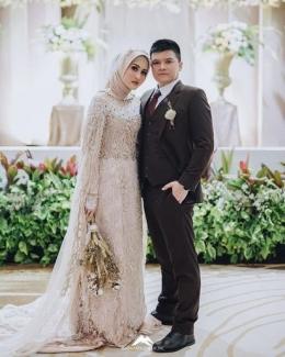 Ilustrasi menikah (foto: bridestory.com)