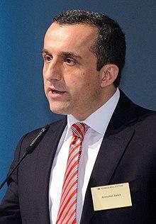 Amrullah Saleh | Sumber: Wikipedia
