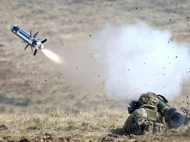 ATGM jenis Javelin, salah satu jenis ATGM yang paling moder dan dimiliki oleh Indonesia. (wikipedia.com)